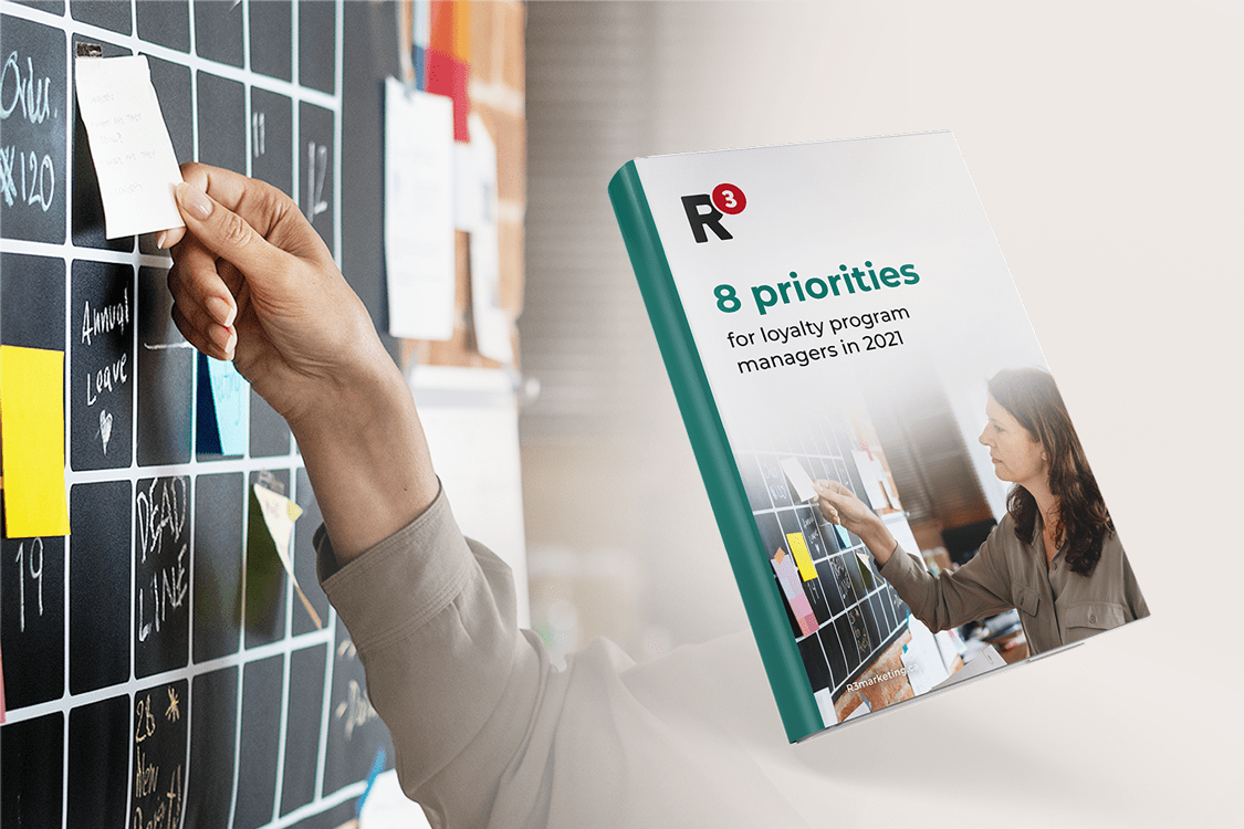 8 priorities for loyalty program managers in 2021 Ebook